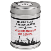 Hamburger Hafenschätze Mediterraner Mix 19g