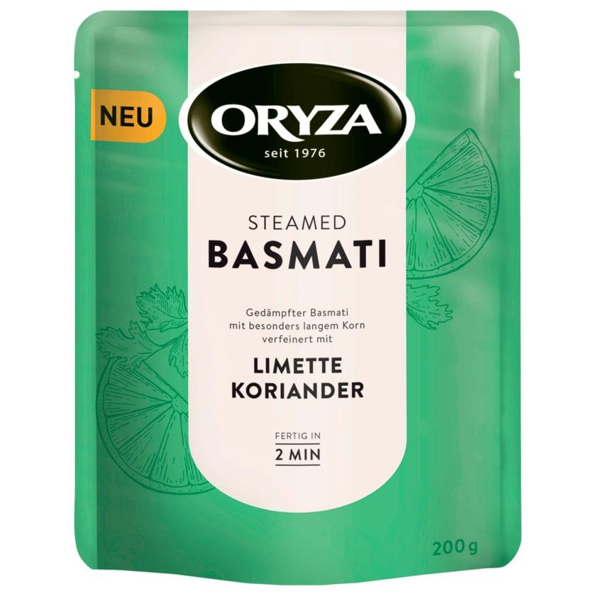 Oryza Pouch Basmati Limentte & Koriander 200g