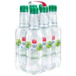 REWE beste Wahl Aqua Mia Plus Apfel 6x1l