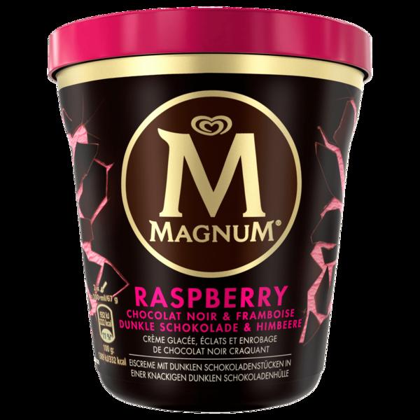 Magnum Raspberry Becher Eis 440ml
