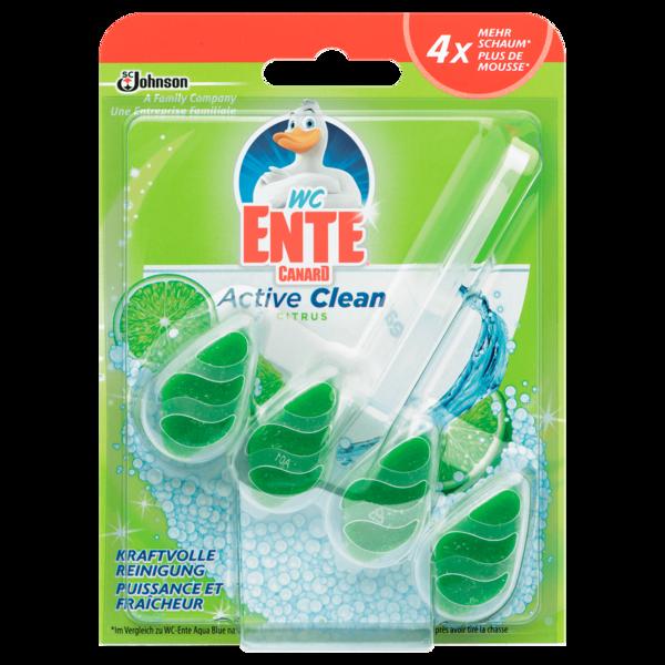WC Ente Active Clean Citrus 1 Stück