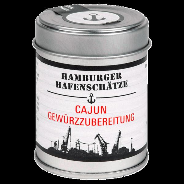 Hamburger Hafenschätze Cajun Gewürzzubereitung 27g
