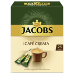Jacobs Café Crema 25 Sticks