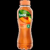 Fuze Tea Schwarzer Tee Pfirsich 0,4l