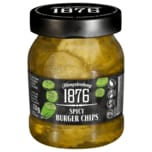 Hengstenberg 1876 Spicy Burger Chips 250g