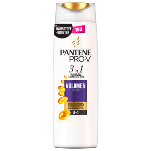 Pantene Pro-V Shampoo 3in1 Volumen Pur 250ml