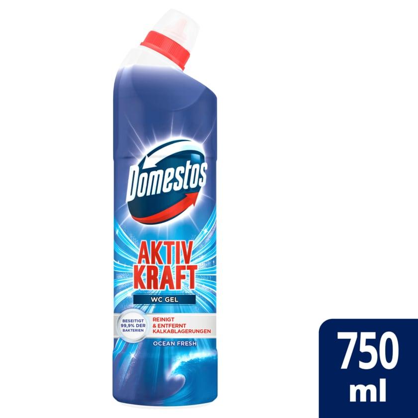 Domestos Aktiv Kraft WC Gel 750ml