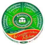 Käserei Champignon Camembert Rahm 250g 6/6
