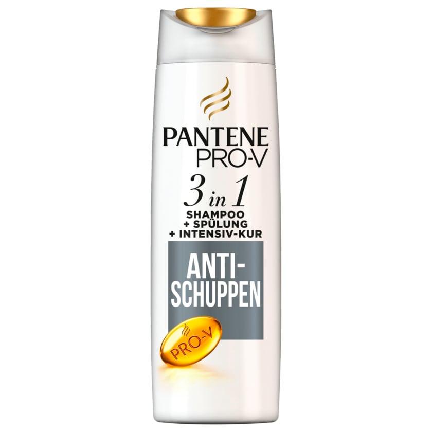 Pantene Pro-V Haarshampoo 3in1 Antischuppen 250ml