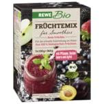 REWE Bio Früchtemix Smoothie rot 3x120g