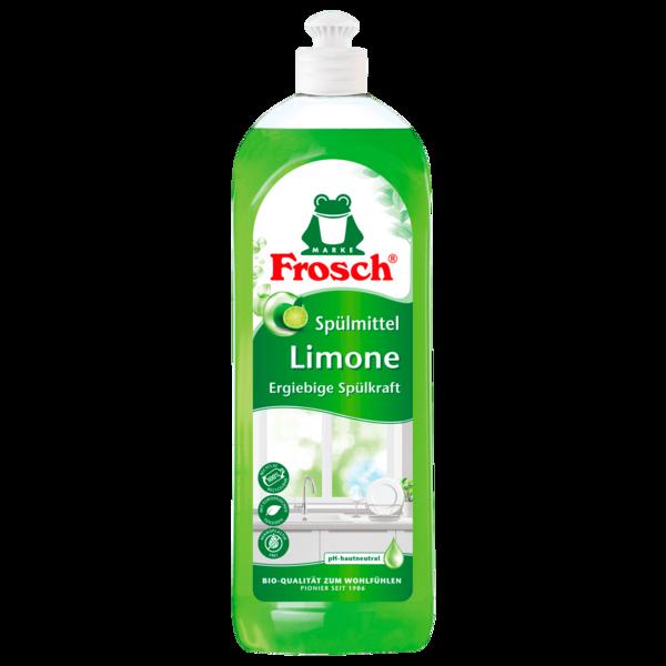 Frosch Spülmittel Limone 750ml