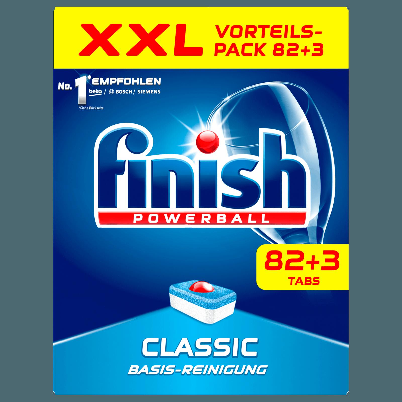 Finish Classic XXL 82+3 Tabs 1360g
