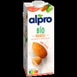 Alpro Bio Mandeldrink ungesüßt 1l