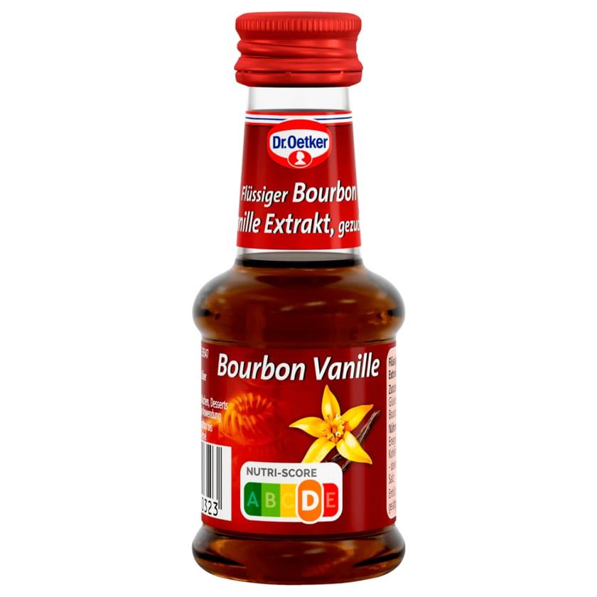 Dr. Oetker Bourbon Vanille-Extrakt 35ml