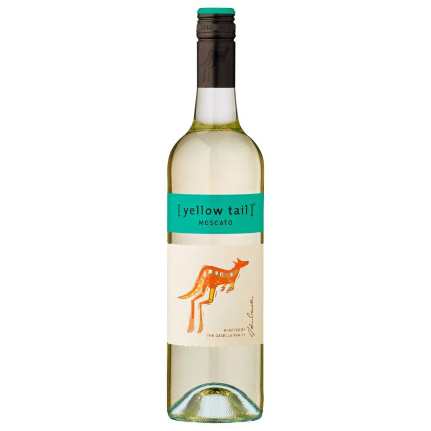 Yellow Tail Moscato Weißwein süß 0,75l