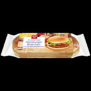 REWE Beste Wahl Hamburger Natur 6er 300g