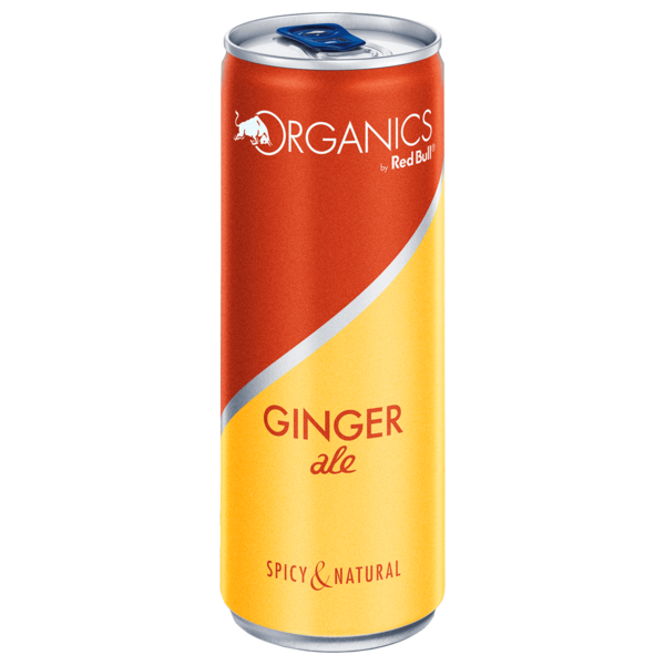 Organics by Red Bull Ginger Ale Bio 0,25l