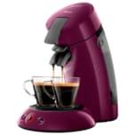 Philips Senseo Kaffeepadmaschine HD 6553/40 lila