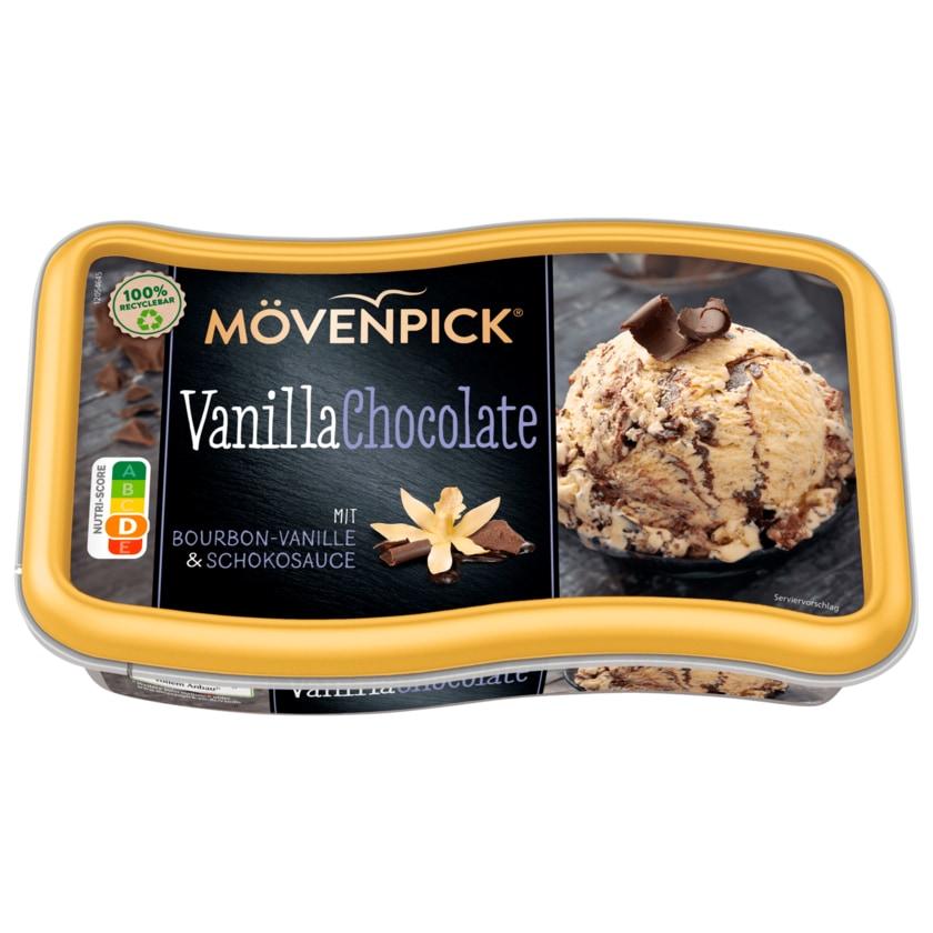 Mövenpick Eis Vanilla Chocolate 900ml