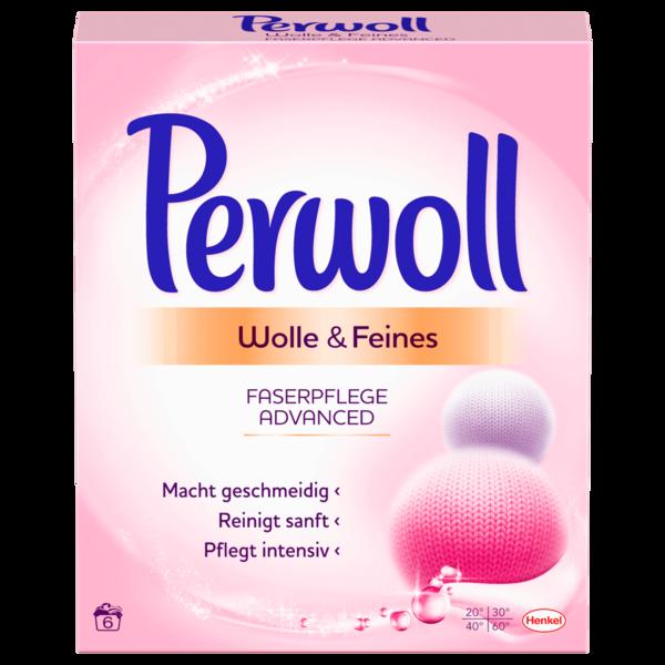 Perwoll Wolle & Feines Faserpflege Advanced 330g, 6WL