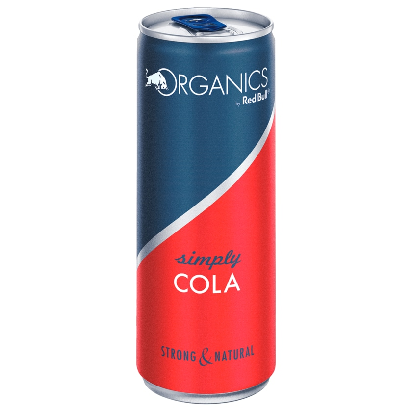 Organics by Red Bull Bio Simply Cola 0,25l