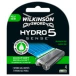 Wilkinson Sword Hydro 5 Sense Comfort Klingen 4 Stück
