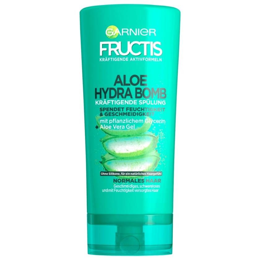 Garnier Fructis Kräftigende Spülung Aloe Hydra Bomb 200ml