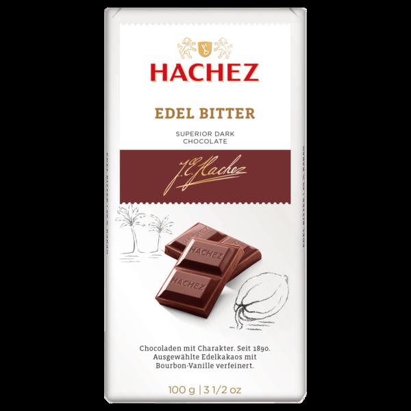 Hachez Edel-Bitter 100g