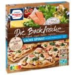 Original Wagner Die Backfrische Lachs Spinat 350g