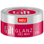 Schwarzkopf 3 Wetter Taft Glanz Gel Wax 75ml