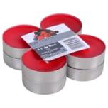 Maxi Teelichter rote Früchte 8 Stück