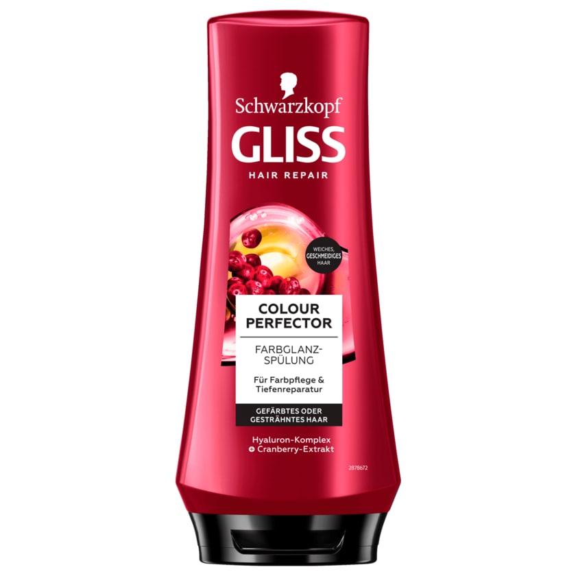 Schwarzkopf Gliss Kur Color-Spülung 200ml