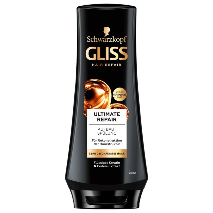 Schwarzkopf Gliss Kur Spülung Ultimate Repair 200ml