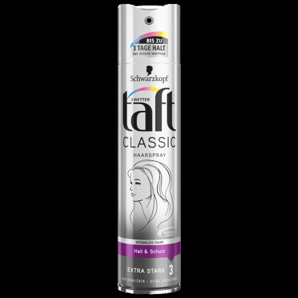 Schwarzkopf 3 Wetter Taft Classic Haarspray Extra Stark 3 250ml
