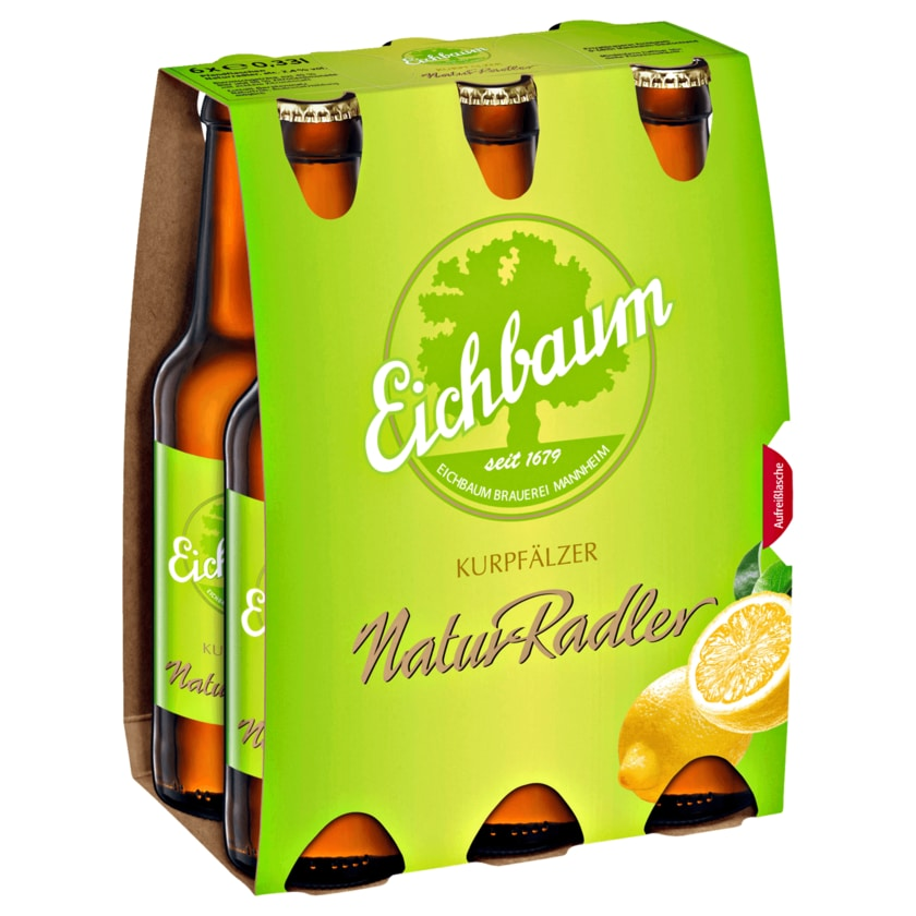 Eichbaum Kurpfälzer NaturRadler 6x0,33l