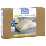 Followfish Schwarzes Heilbuttfilet MSC 225g