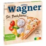 Original Wagner Die Backfrische Fünf Käse 340g
