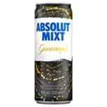 Absolut Mixt Guarana Wodka 0,33l