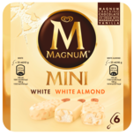 Langnese Magnum Mini White Mix 6x55ml