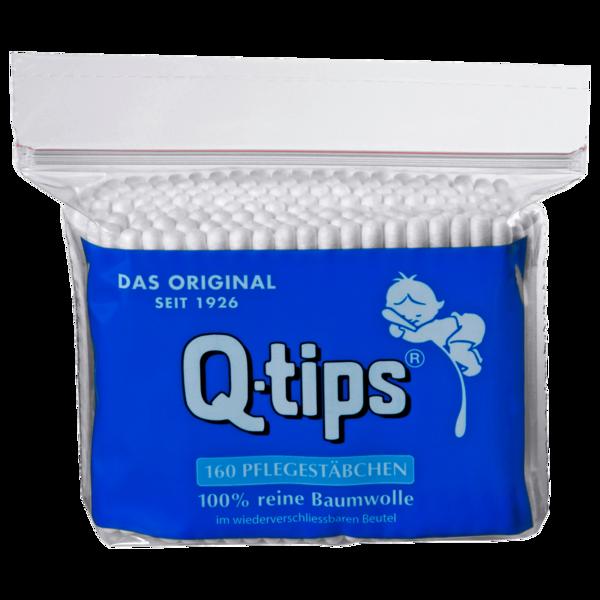 Q-Tips Stäbchen 160 Stück