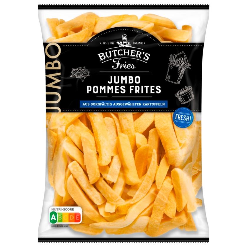 Butcher's Frische Jumbo Pommes Frites 700g