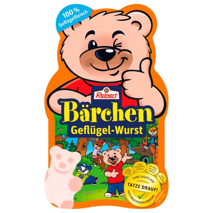 Reinert Bärchenwurst Geflügel 90g
