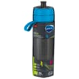 Brita Fill & Go Active Wasserfilter-Flasche 0,6l blau
