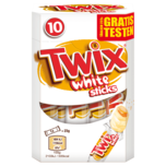 Twix White Sticks 10x23g