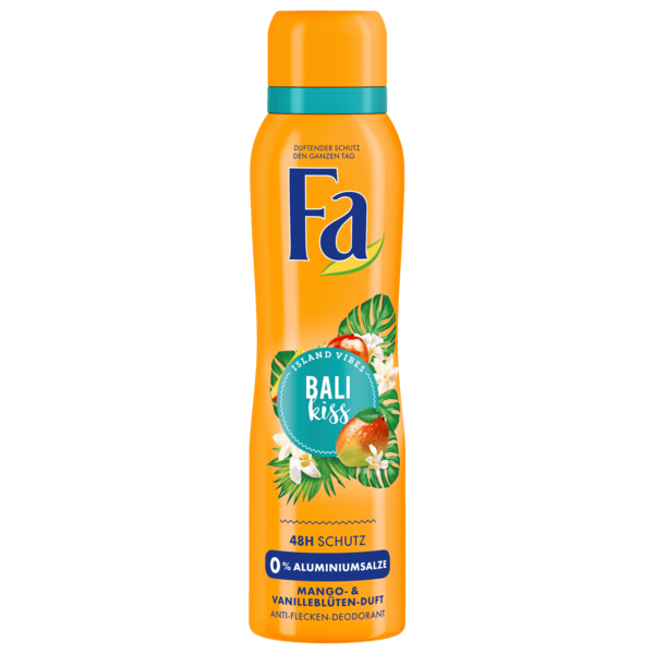 Fa Deospray Mango-Vanille Blütenduft 150ml