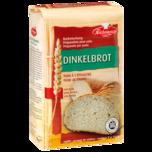 Küchenmeister Dinkelbrot Backmischung 1000g