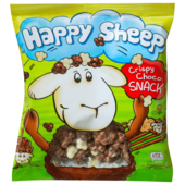 Happy Sheep Crispy Choco Snack 100g