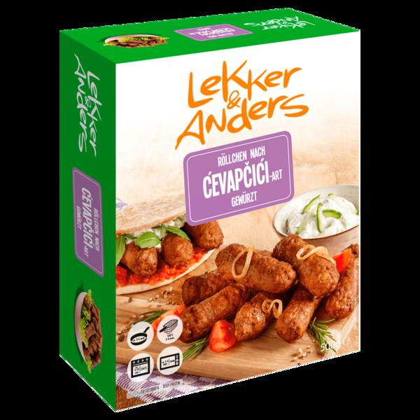 Lekker & Anders Cevapcici 500g