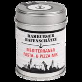 Hamburger Hafenschätze mediterraner Pasta- & Pizza-Mix 22g
