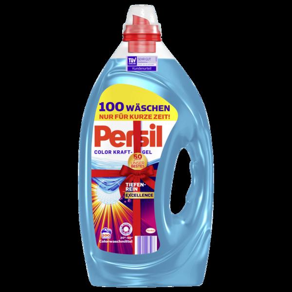 Persil Color Gel 5l, 100WL